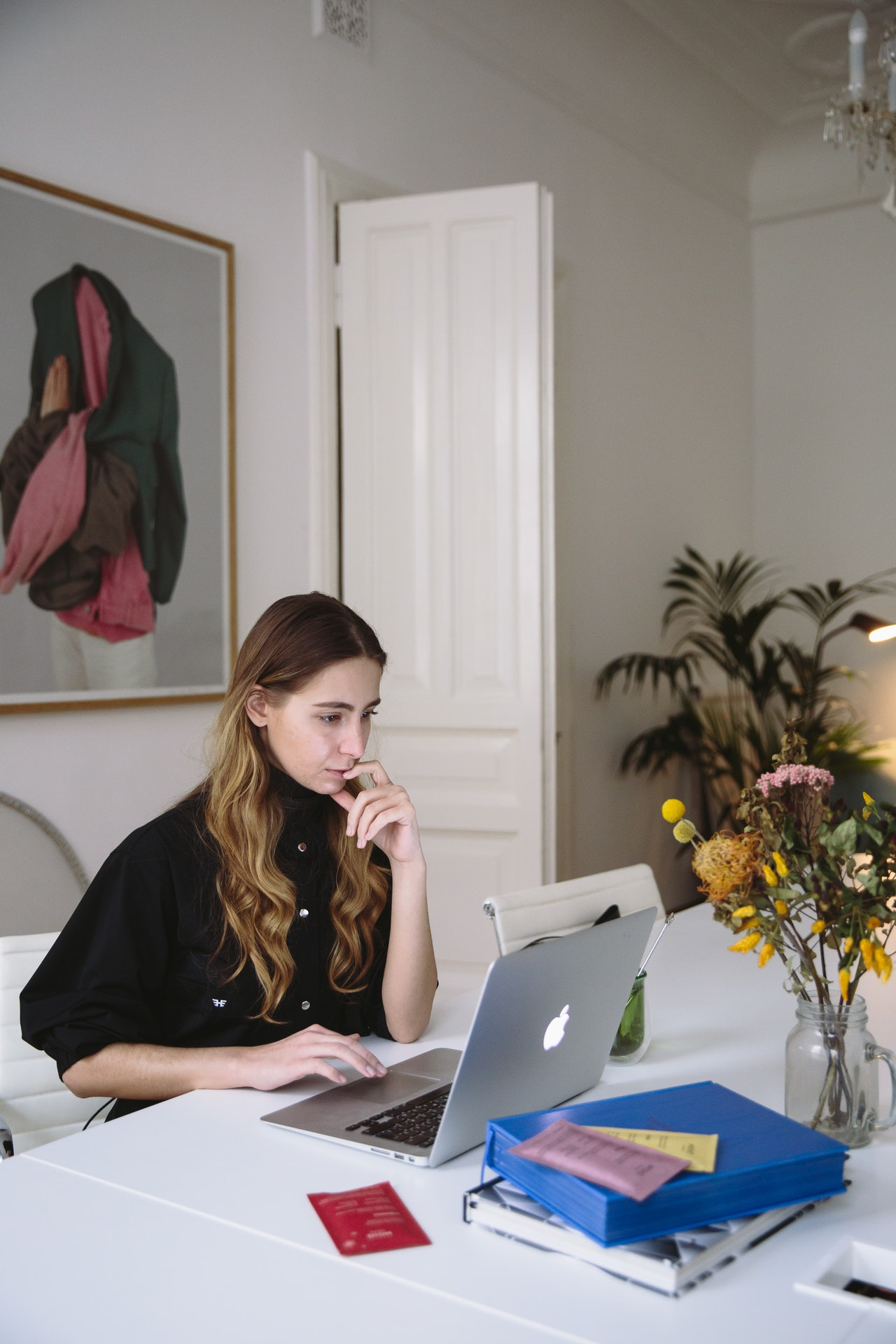 photo-of-woman-using-laptop